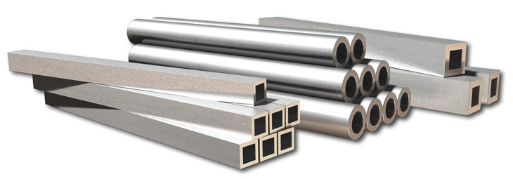 Seamless, welded and cold drawn seamless tubes